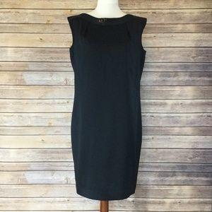 Calvin Klein black cocktail dress